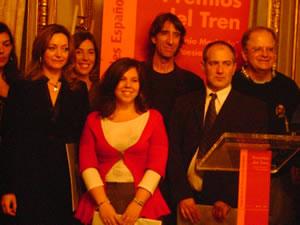 PremiacionTren20081